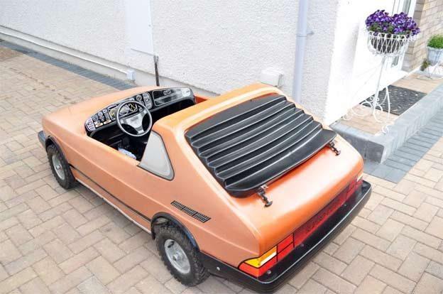 Saab Turbo 006 Go- Kart