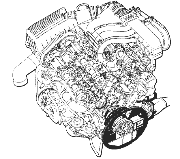 Vauxhall Omega 2 5 V6 Engine Diagram