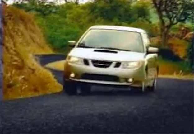 Saab 9-2x Grip Advertisement