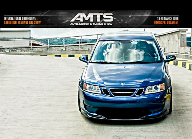 Saab 9-3 tuned by A-Zperformance