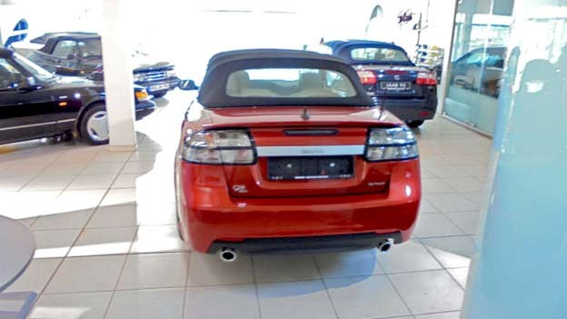 New Saab 9-3 Aero cabrio for Sale