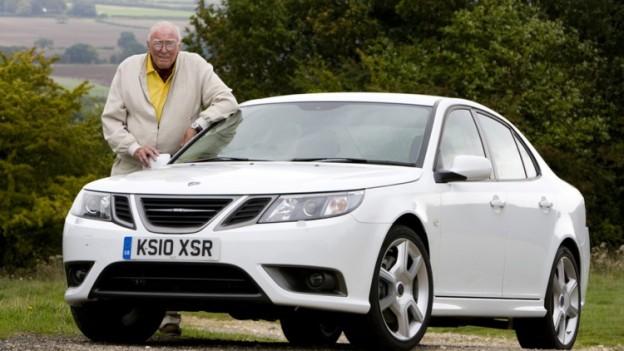 "Rally Legend Erik ""Mr. Saab"" Carlsson and the Saab 9-3 Aero Carlsson"