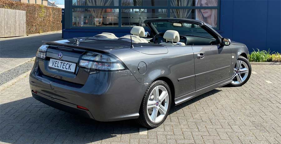 The dream of most Saab enthusiasts is the Saab Convertible
