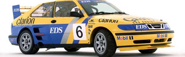 Saab 9-3 Clarion Team