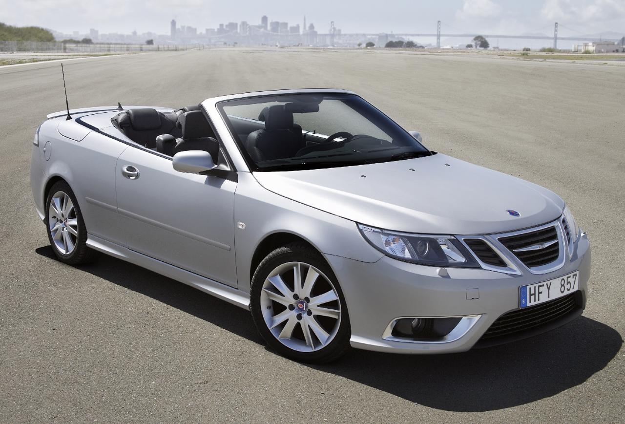 GM: 2004-'11 Saab 9-3 Convertibles Recalled (28,789) for Seatbelt Problem