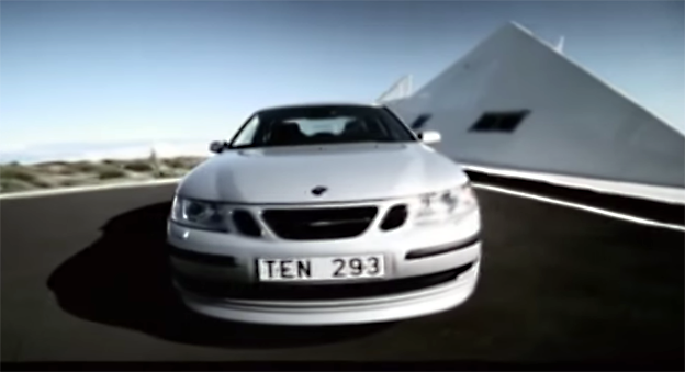 SAAB 2003 9-3 Sport Sedan Launch Film