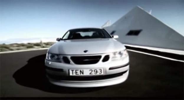 SAAB 2003 9-3 Sport Sedan Launch Film