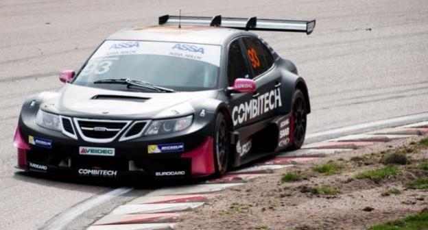 Saab PWR Racing Team – STCC pre-season testing 2015 – SAAB ...