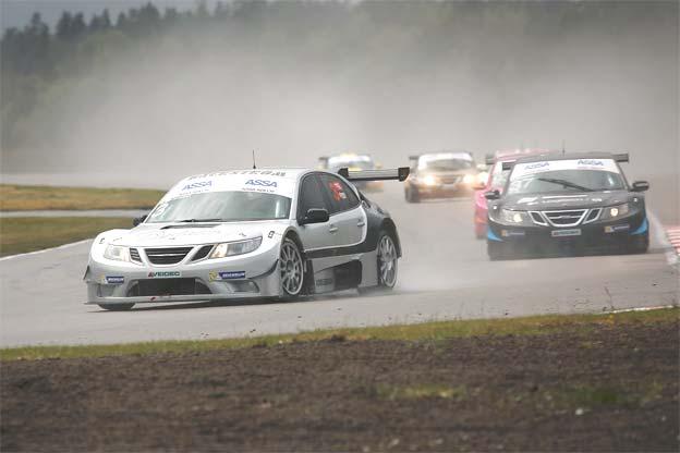 Saab 9-3 STCC Team Tido