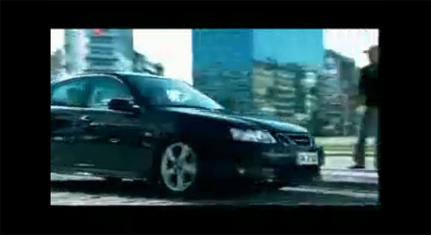 Saab 9-3 in Turkish TV Commercial
