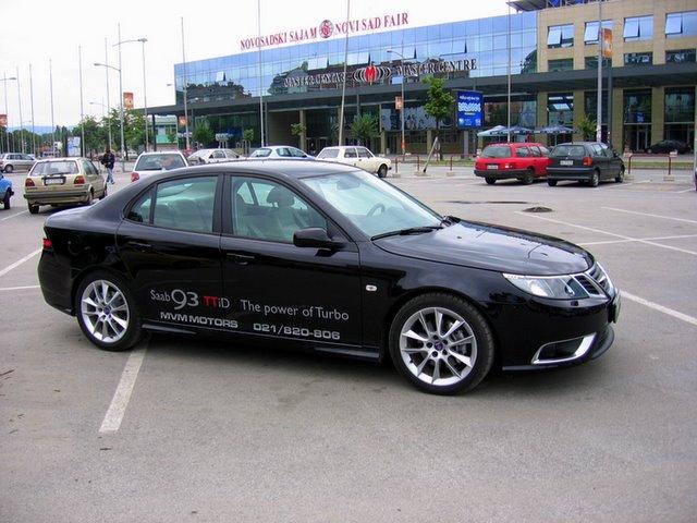Test – Saab 9-3 1.9 TTiD