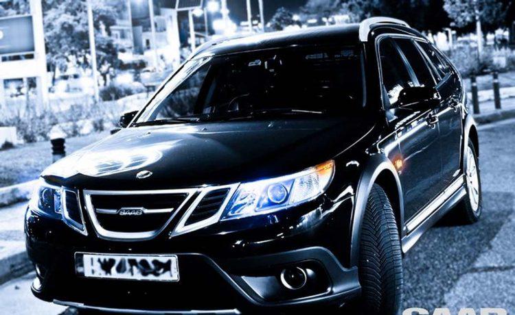 Alex's Saab 9-3x