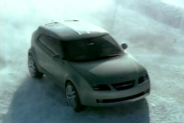 Saab 9-3X 4x4 Concept