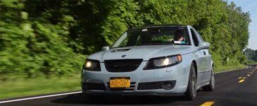 500HP Saab 9-5 2.3