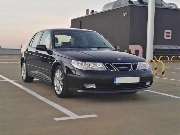 Saab 9-5 2.0