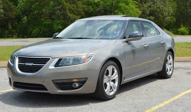 Saab 9-5 NG for Sale
