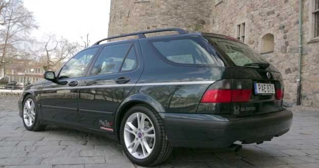 """One Saab is Saved in """"Pimp my Ride"""" style!"""
