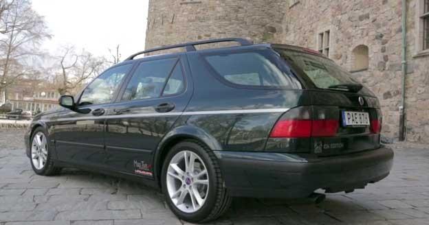 "Stay Original – ""Saab 9-5 kombi"