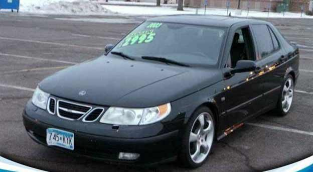Saab Planet 2003 Saab 9 5 Aero 4dr Turbo Sedan 2995