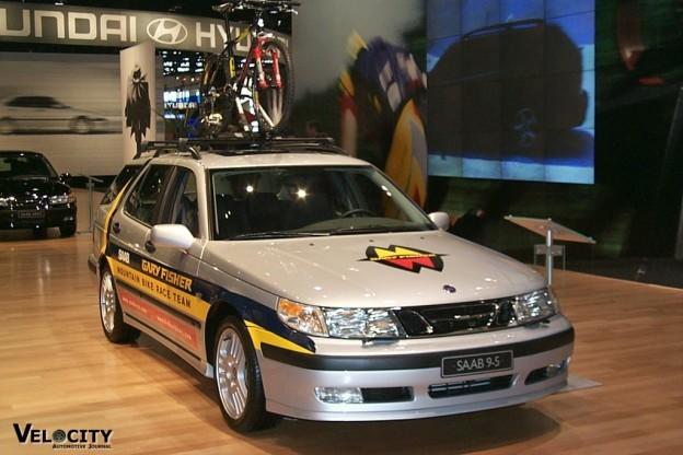 Saab 9-5 Gary Fisher