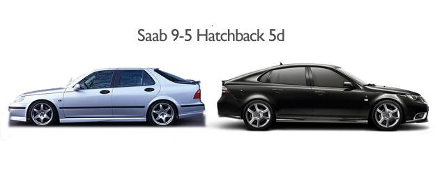 Saab 9-5 Hatchback 5d