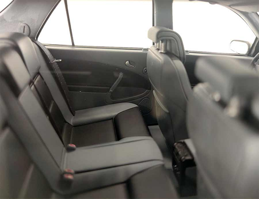 Saab 9-5 Aero Wagon interior