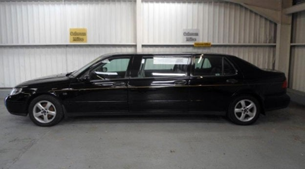Saab 9-5 Extended Limousine for Sale