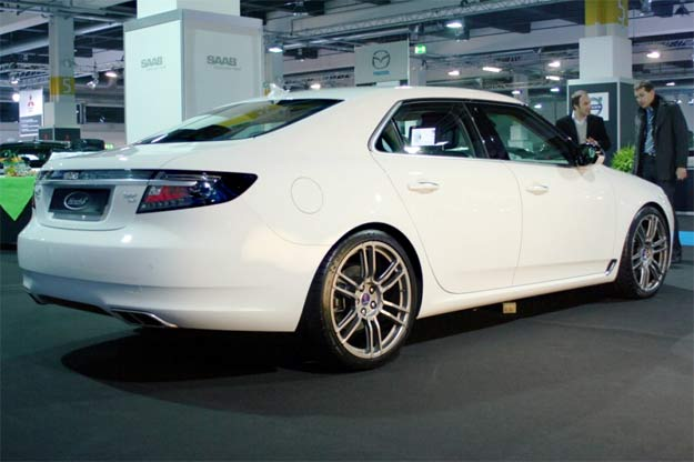 2010 Saab 9-5 NG Aero Hirsch for sale