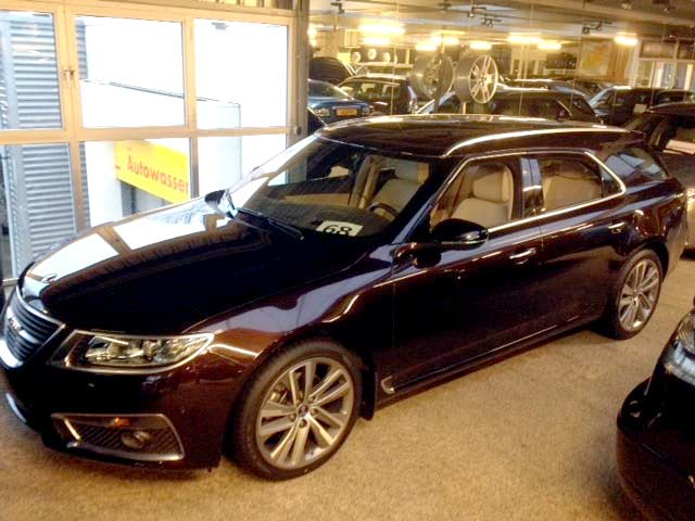 saab 9 5 ng sportcombi for sale. Black Bedroom Furniture Sets. Home Design Ideas