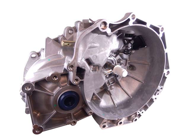 Saab 9-5 upgraded gearbox