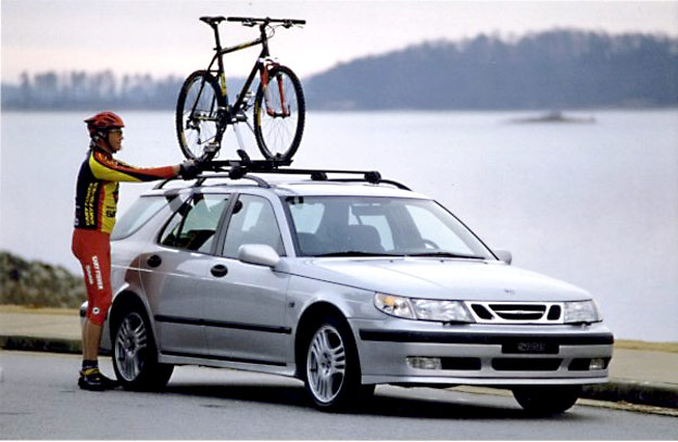 Saab 9-5 Gary Fisher Edition