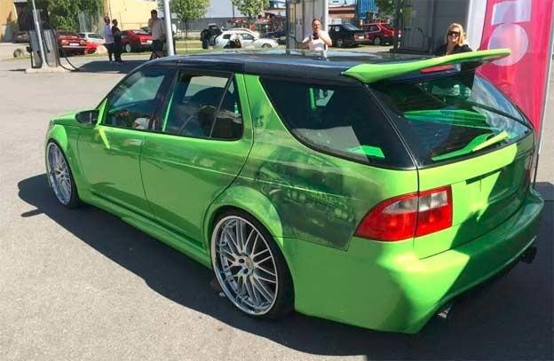 Saab Graphics