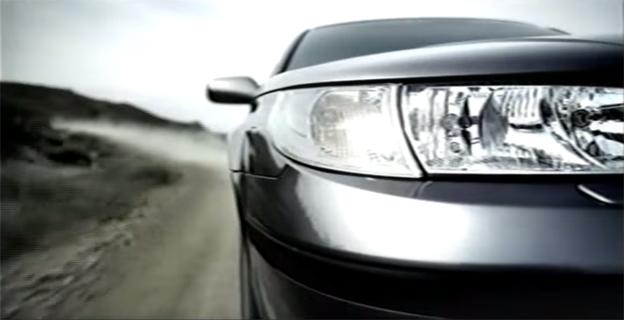 Saab 9-5 SportWagon Ad from 2002