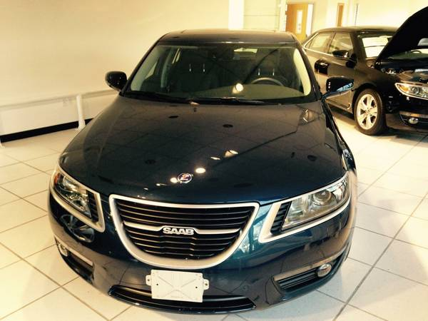 Brand New Saab 9-5 NG for Sale