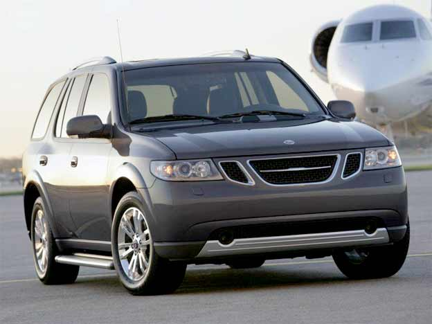 saab 9-7x altitude edition