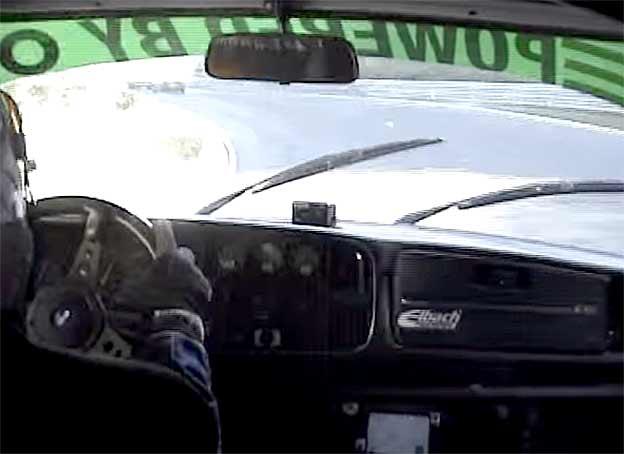 saab 900 500 Km Nurburgring 2009