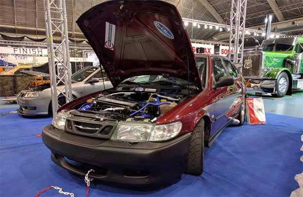 Tuned Saab 900 NG