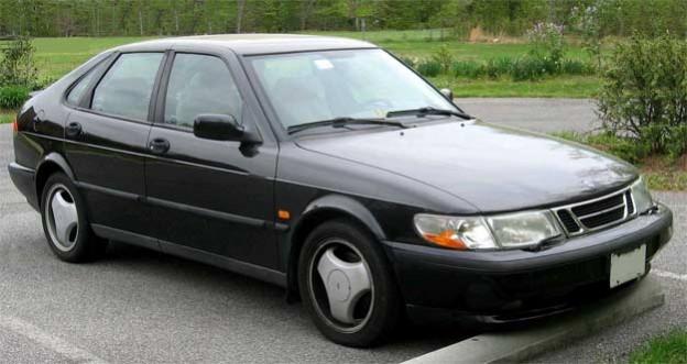 Saab 900 SE Talladega from 1997