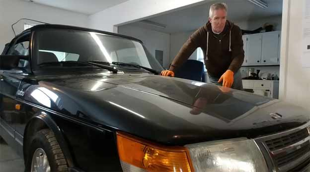 Saab 900 Turbo conversion