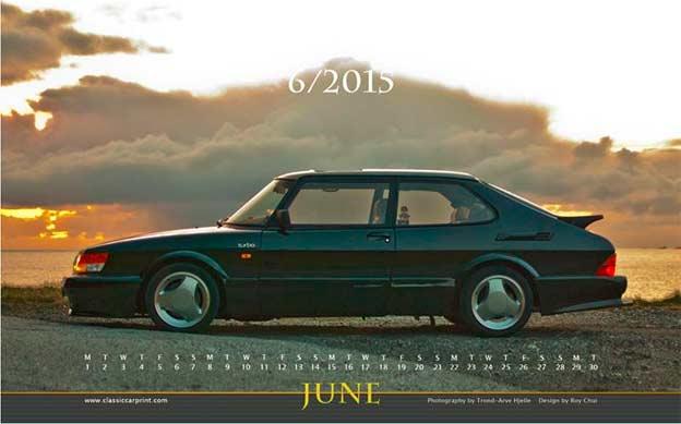 Saab Wallpapers - JUNE 2015