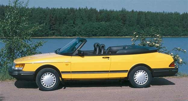 39 monte carlo 39 edition of the saab 900 convertible. Black Bedroom Furniture Sets. Home Design Ideas