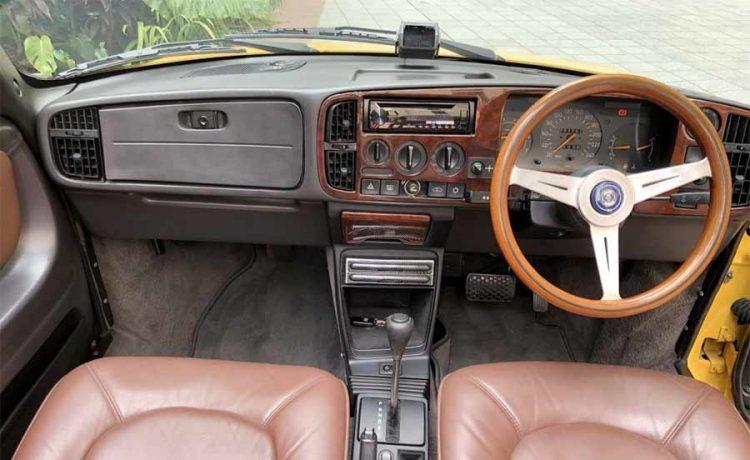 Saab 900 Convertible Monte Carlo