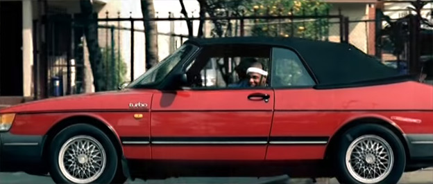 Saab 900 Turbo among Most Iconic Hip-Hop Cars