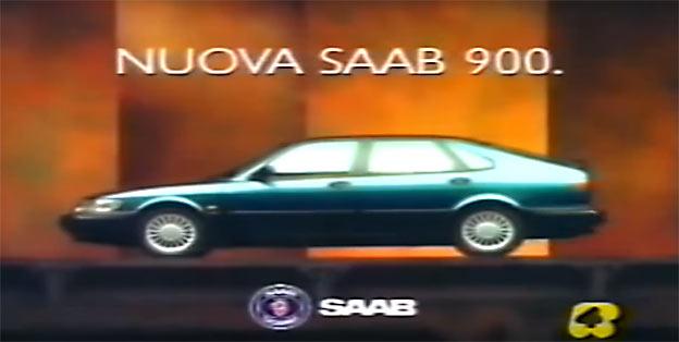 Saab 900 NG commercial