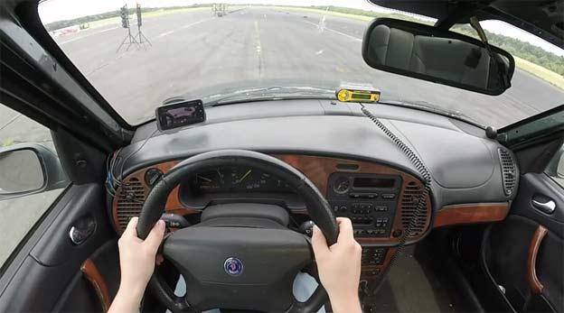 Fast Saab 900 NG