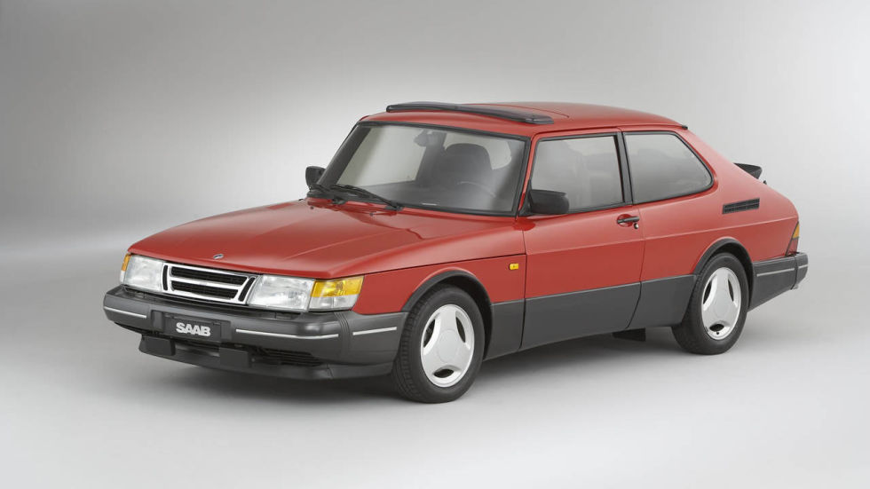 Saab 900 SPG on list of 51 Coolest Cars of the last 50 Years!