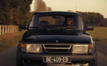 Saab 900 Turbo in 4K video