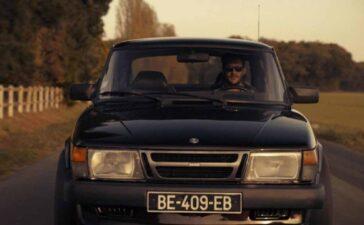 Saab 900 Turbo in 4K video