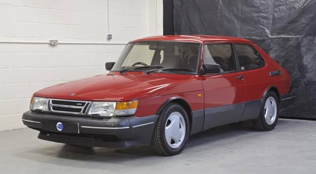 Classifieds' Car Of The Day: Saab 900 Turbo (T16S)