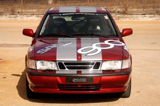 """Saab 900 NG """"Pikes Peak"""" Racecar on eBay!"""